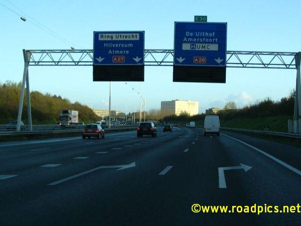 Roadpics Net A28 Utrecht Groningen